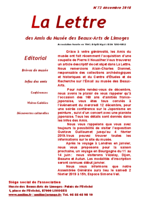 lettres 72