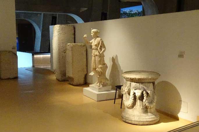 Musée des civilisations -gallo-romaines-