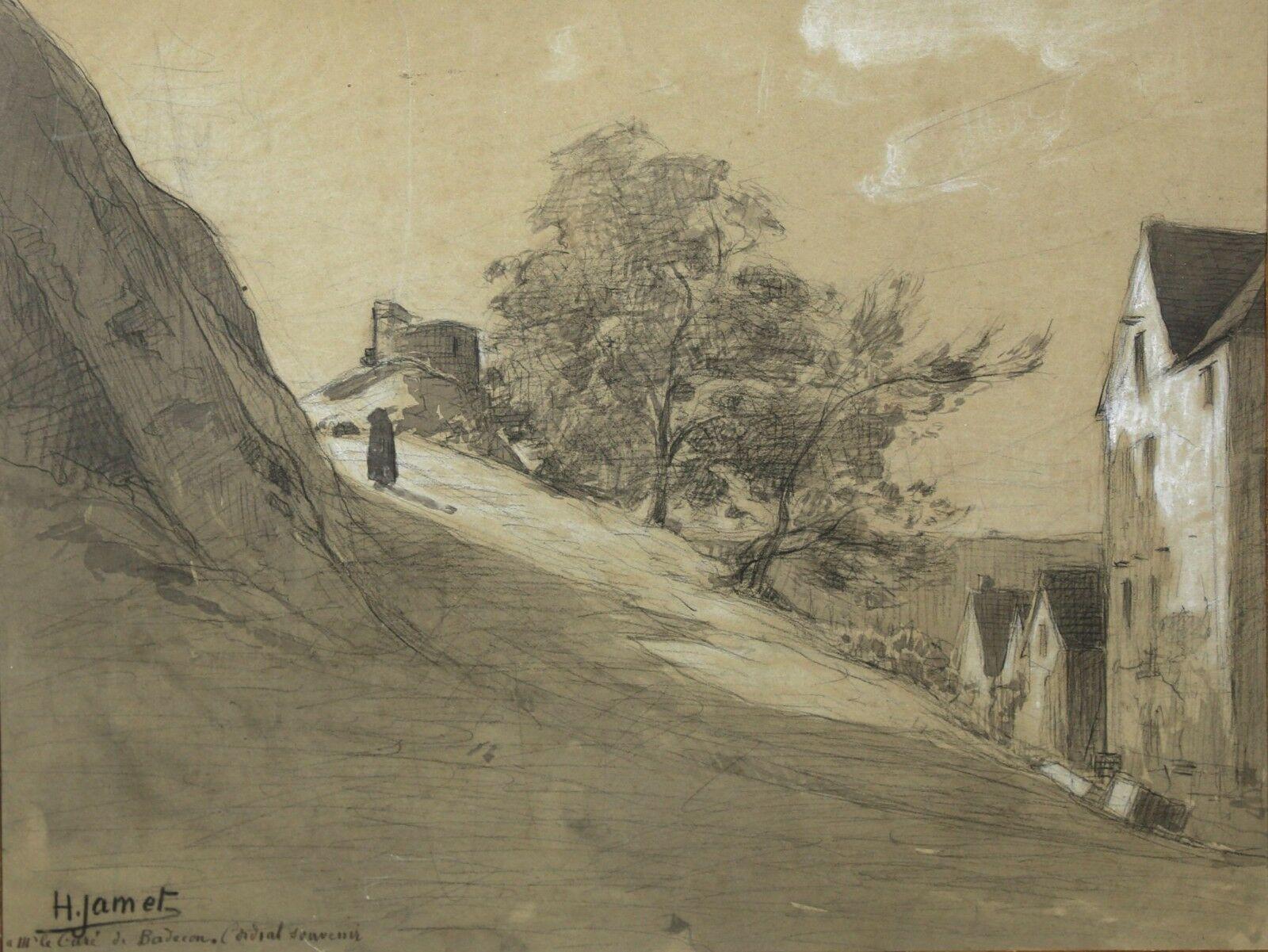 Henri-Pierre-JAMET-1858-1940dédicace-curé-de-Badecon-le-Pin-Crozant