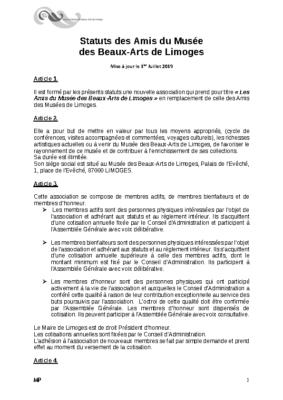 Statuts AMBAL ca révisés ok